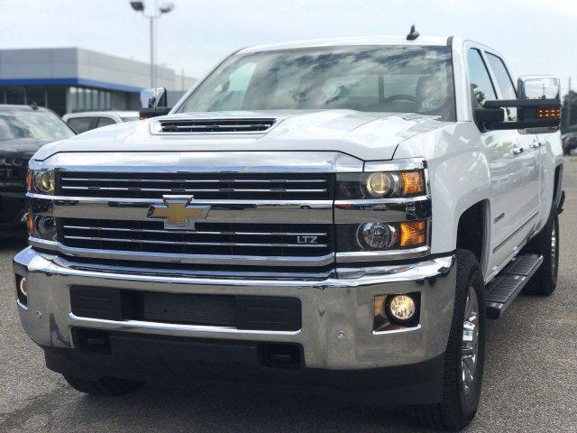 2019 Silverado 2500 Crew Cab 4x4,  Pickup #297997 - photo 56