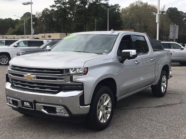 2019 Silverado 1500 Crew Cab 4x4,  Pickup #298303 - photo 4