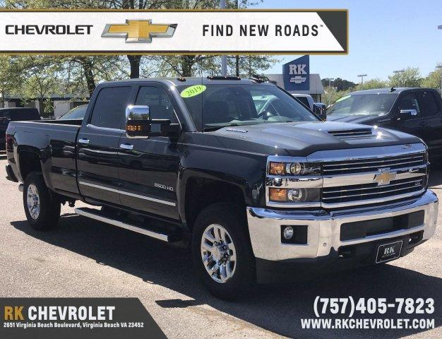 2019 Silverado 2500 Crew Cab 4x4,  Pickup #298325 - photo 1