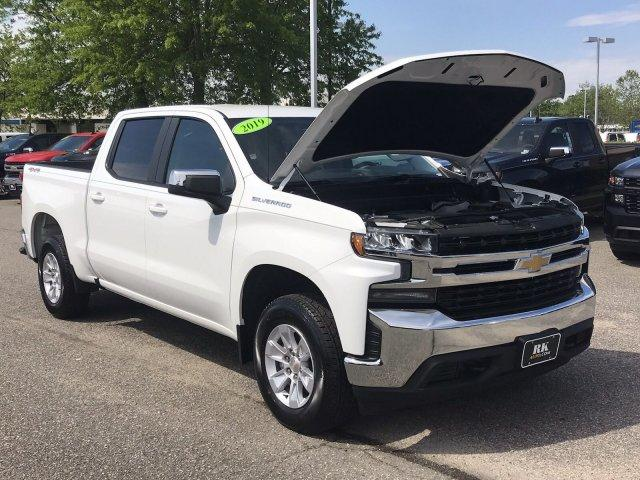 2019 Silverado 1500 Crew Cab 4x4,  Pickup #298342 - photo 47