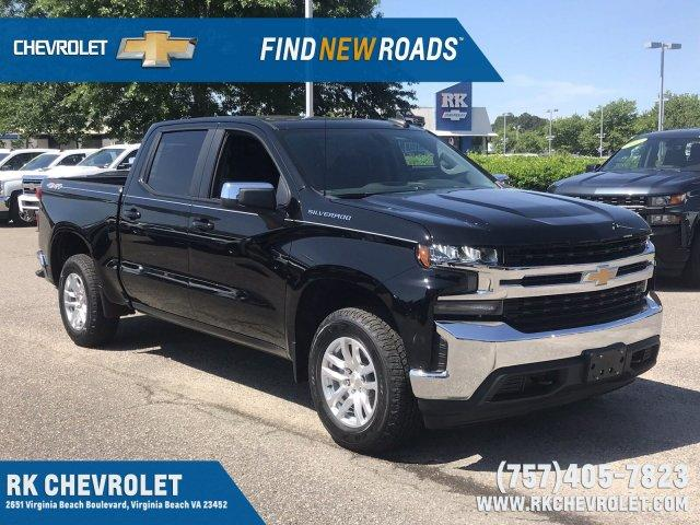 2019 Silverado 1500 Crew Cab 4x4,  Pickup #298412 - photo 1