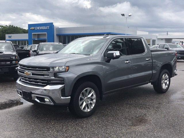 2019 Silverado 1500 Crew Cab 4x4,  Pickup #298635 - photo 4