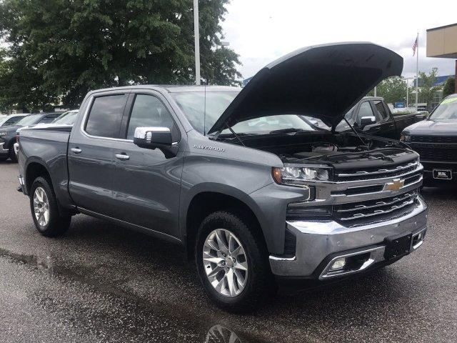 2019 Silverado 1500 Crew Cab 4x4,  Pickup #298635 - photo 57
