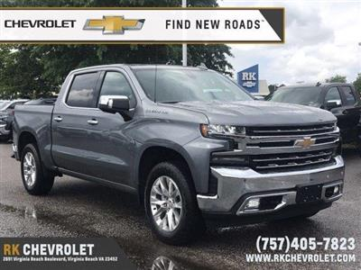 2019 Silverado 1500 Crew Cab 4x4,  Pickup #298635 - photo 1