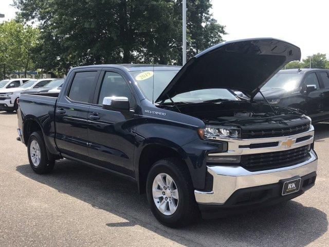 2019 Silverado 1500 Crew Cab 4x2,  Pickup #298696 - photo 47
