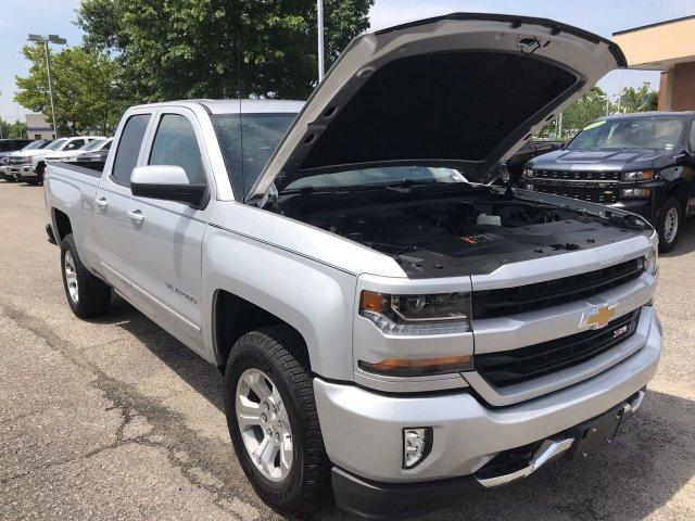 2019 Silverado 1500 Double Cab 4x4,  Pickup #298807 - photo 45