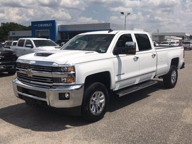 2019 Silverado 3500 Crew Cab 4x4,  Pickup #298855 - photo 4