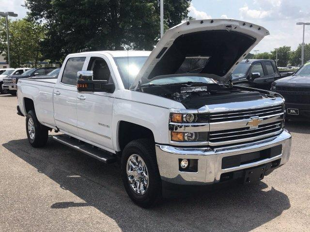 2019 Silverado 3500 Crew Cab 4x4,  Pickup #298855 - photo 50
