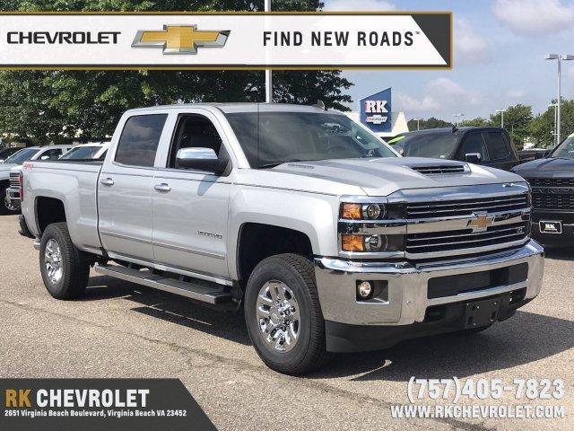 2019 Silverado 2500 Crew Cab 4x4,  Pickup #298885 - photo 1