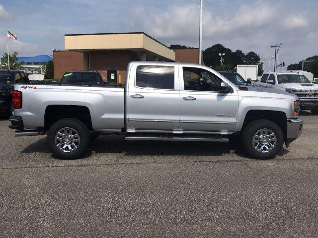 2019 Silverado 2500 Crew Cab 4x4,  Pickup #298885 - photo 8