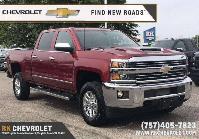 2019 Silverado 2500 Crew Cab 4x4,  Pickup #298888 - photo 1