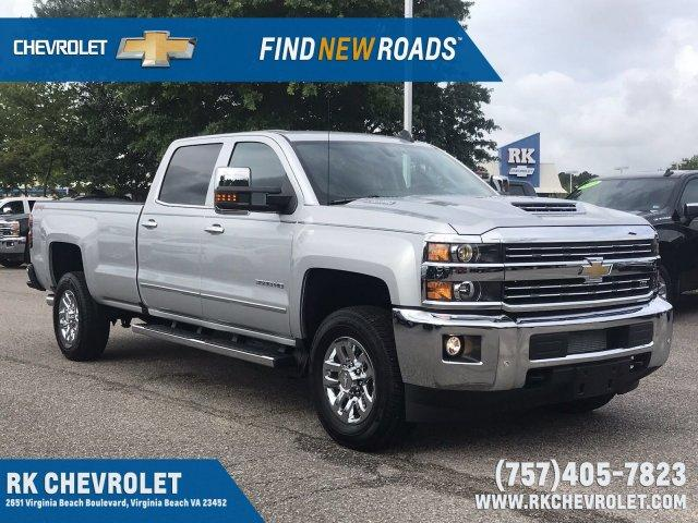 2019 Silverado 3500 Crew Cab 4x4,  Pickup #298896 - photo 1