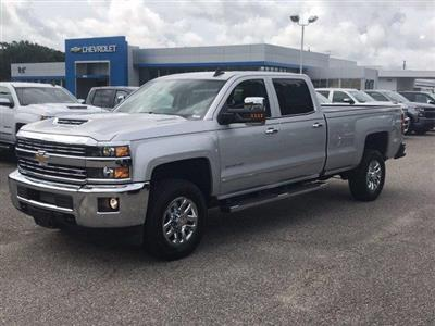 2019 Silverado 3500 Crew Cab 4x4,  Pickup #298896 - photo 4