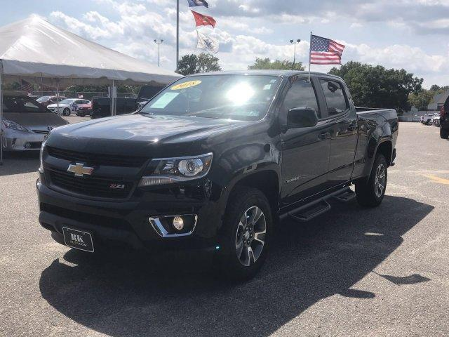 2018 Colorado Crew Cab 4x4,  Pickup #299128A - photo 4