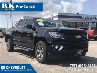 2018 Colorado Crew Cab 4x4,  Pickup #299128A - photo 1