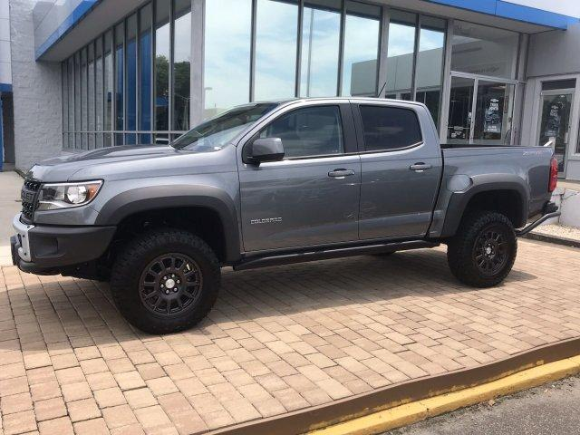2019 Colorado Crew Cab 4x4,  Pickup #299338 - photo 5