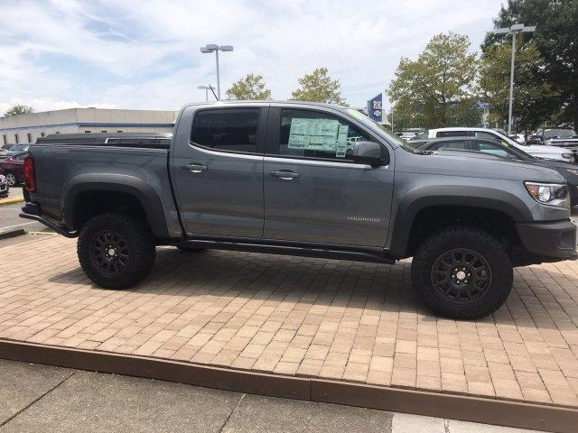 2019 Colorado Crew Cab 4x4,  Pickup #299338 - photo 8