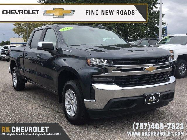 2019 Silverado 1500 Crew Cab 4x4,  Pickup #299559 - photo 1