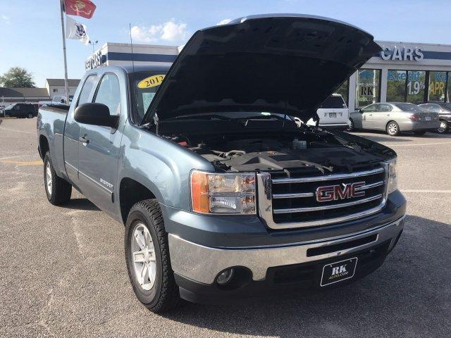 2012 Sierra 1500 Extended Cab 4x2,  Pickup #299598A - photo 37