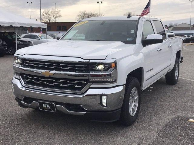 2018 Silverado 1500 Crew Cab 4x4, Pickup #15805P - photo 4