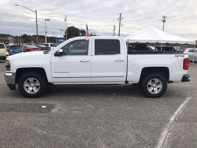 2018 Silverado 1500 Crew Cab 4x4, Pickup #15805P - photo 5