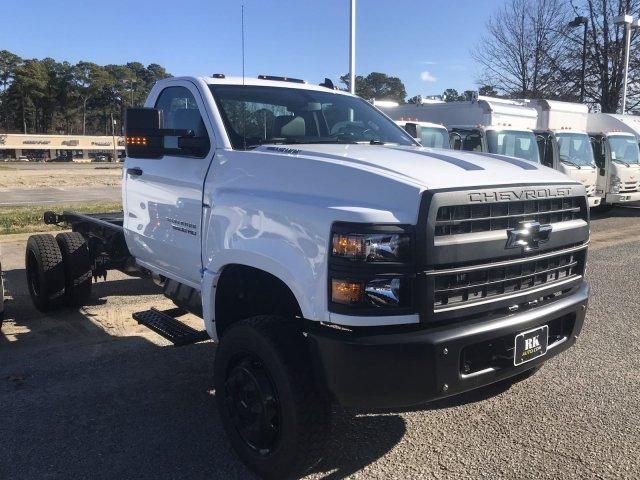 2020 Silverado 5500 Regular Cab DRW 4x4, Cab Chassis #CN02332 - photo 16