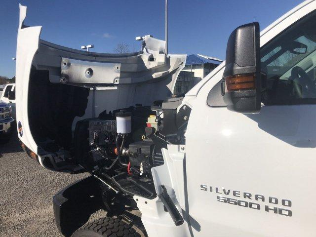 2020 Silverado 5500 Regular Cab DRW 4x4, Cab Chassis #CN02332 - photo 39