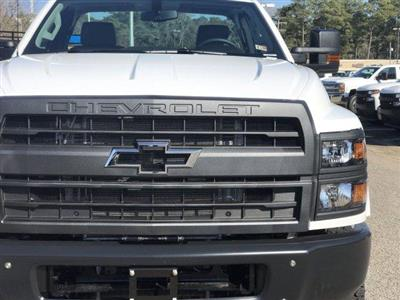 2020 Silverado 5500 Regular Cab DRW 4x4, Cab Chassis #CN02332 - photo 12