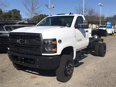 2020 Silverado 5500 Regular Cab DRW 4x4, Cab Chassis #CN02332 - photo 4