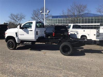 2020 Silverado 5500 Regular Cab DRW 4x4, Cab Chassis #CN02332 - photo 5