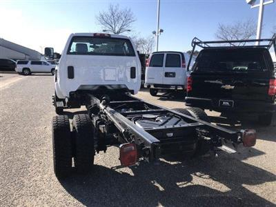 2020 Silverado 5500 Regular Cab DRW 4x4, Cab Chassis #CN02332 - photo 6