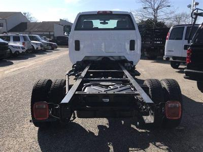 2020 Silverado 5500 Regular Cab DRW 4x4, Cab Chassis #CN02332 - photo 7