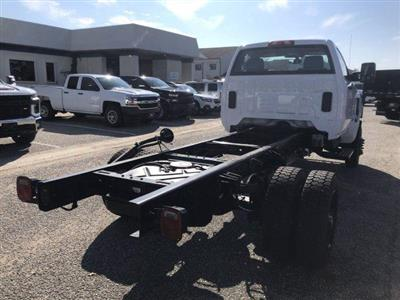 2020 Silverado 5500 Regular Cab DRW 4x4, Cab Chassis #CN02332 - photo 2