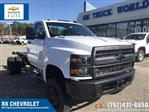 2020 Silverado 5500 Regular Cab DRW 4x4, Cab Chassis #CN02332 - photo 1