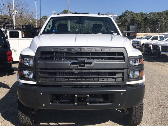 2020 Silverado 5500 Regular Cab DRW 4x4, Cab Chassis #CN02333 - photo 1