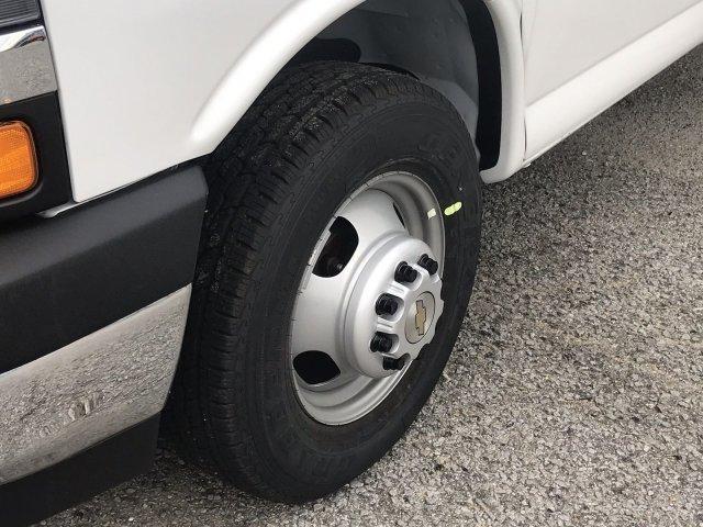 2020 Express 3500 4x2, Morgan Parcel Aluminum Cutaway Van #CN02696 - photo 11