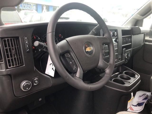 2020 Express 3500 4x2, Morgan Parcel Aluminum Cutaway Van #CN02696 - photo 21