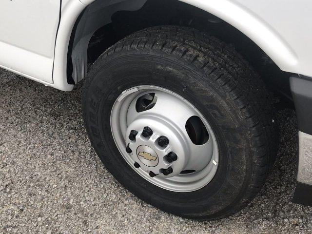 2020 Express 3500 4x2, Morgan Parcel Aluminum Cutaway Van #CN02696 - photo 9