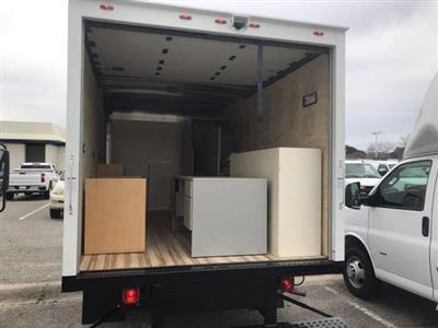 2020 Express 3500 4x2, Morgan Parcel Aluminum Cutaway Van #CN02696 - photo 17