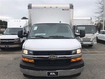 2020 Express 3500 4x2, Morgan Parcel Aluminum Cutaway Van #CN02696 - photo 3