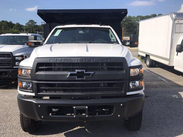 2020 Silverado 4500 Regular Cab DRW 4x4, Cab Chassis #CN02710 - photo 3