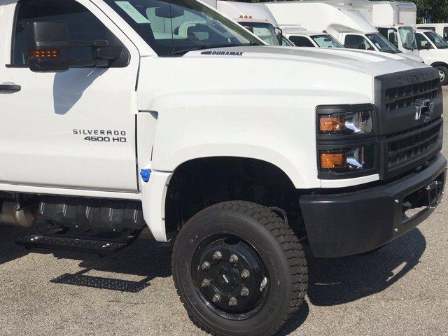 2020 Silverado 4500 Regular Cab DRW 4x4, Cab Chassis #CN02710 - photo 8