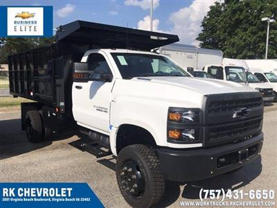 2020 Silverado 4500 Regular Cab DRW 4x4, Cab Chassis #CN02710 - photo 1