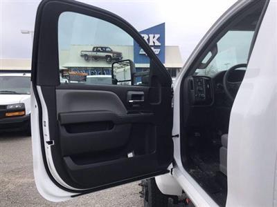 2020 Chevrolet Silverado 4500 Regular Cab DRW 4x4, Reading Landscaper SL Landscape Dump #CN02710 - photo 18