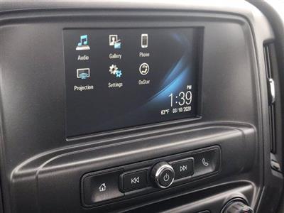 2020 Chevrolet Silverado 4500 Regular Cab DRW 4x4, Reading Landscaper SL Landscape Dump #CN02710 - photo 25