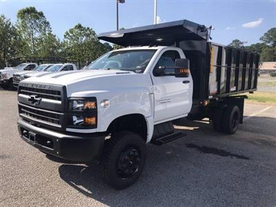 2020 Silverado 4500 Regular Cab DRW 4x4, Cab Chassis #CN02710 - photo 4