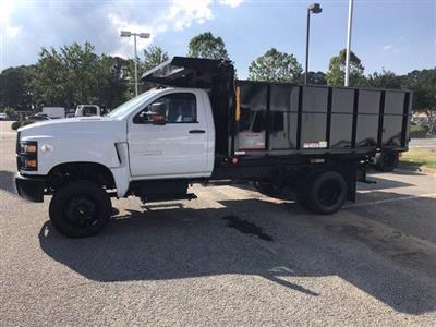 2020 Silverado 4500 Regular Cab DRW 4x4, Cab Chassis #CN02710 - photo 5