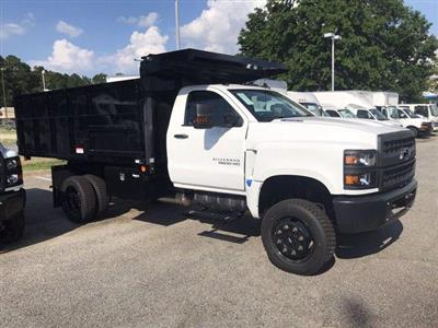 2020 Silverado 4500 Regular Cab DRW 4x4, Cab Chassis #CN02710 - photo 2