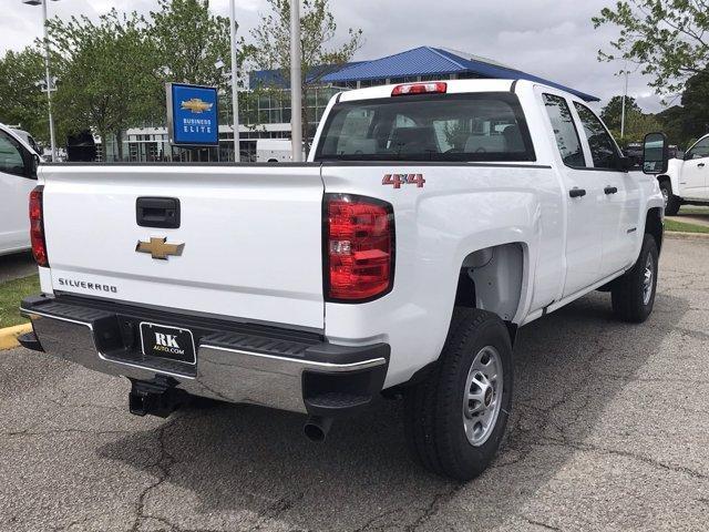 2019 Silverado 2500 Double Cab 4x4, Pickup #CN02861 - photo 2