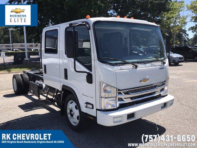 2020 Chevrolet LCF 5500HD Crew Cab RWD, Cab Chassis #CN03595 - photo 1
